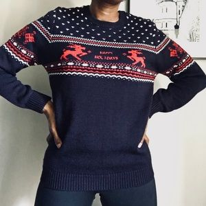 Sweaters - SuitSupply Happy Holidays Sweater Size S